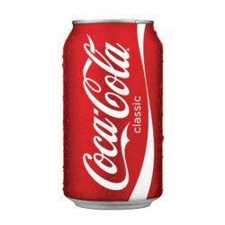blikje cola